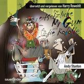 Der entsetzliche Mr Gum und die Kobolde, 1 Audio-CD