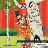 Mr. Gum und der sprechende Kirschbaum, 1 Audio-CD
