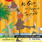 Mr Gum und der fliegende Tanzbär, 1 Audio-CD