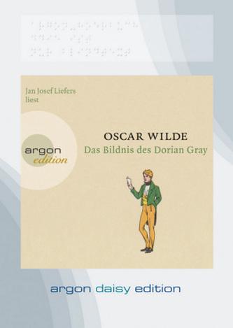 Das Bildnis des Dorian Gray, 1 MP3-CD (DAISY Edition) - Wilde, Oscar