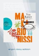 Makarionissi oder Die Insel der Seligen, 1 MP3-CD (DAISY Edition)