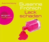 Lackschaden, 4 Audio-CDs