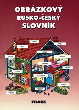 Obrázkový rusko-český slovník - Helen Davies