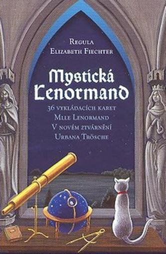 Mystická Lenormand 36 vykládacích karet
