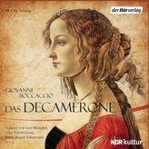 Decamerone, 10 Audio-CDs