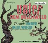 Unter dem Milchwald/Under Milk Wood, 6 Audio-CDs