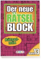 Der neue Rätselblock. Bd.13