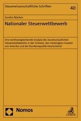 Nationaler Steuerwettbewerb