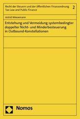 Entstehung und Vermeidung systembedingter doppelter Nicht- und Minderbesteuerung in Outbound-Konstellationen