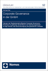 Corporate Governance in der GmbH