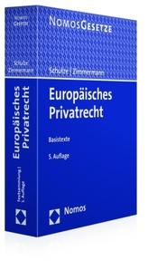 Europäisches Privatrecht