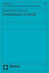 Innovationen im Recht