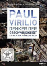 Paul Virilio - Denker der Geschwindigkeit, 1 DVD