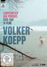Volker Koepp - Porträts & Landschaften, 2 DVDs