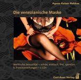Die venezianische Maske, 2 Audio-CDs