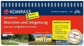 Kompass Fahrradführer München und Umgebung