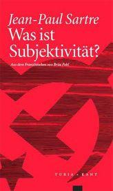 Was ist Subjektivität?