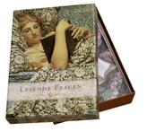 Lesende Frauen, 20 Doppelkarten mit Briefumschlägen
