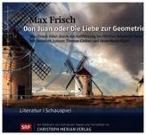 Don Juan und Die Liebe zur Geometrie, 2 Audio-CDs