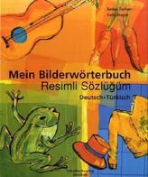 Mein Bilderwörterbuch, Deutsch - Türkisch