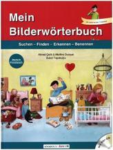 Mein Bilderwörterbuch, Deutsch - Französisch, m. Audio-CD