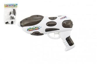 Vodní pistole 21cm plast v sáčku