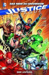 Justice League - Der Anfang