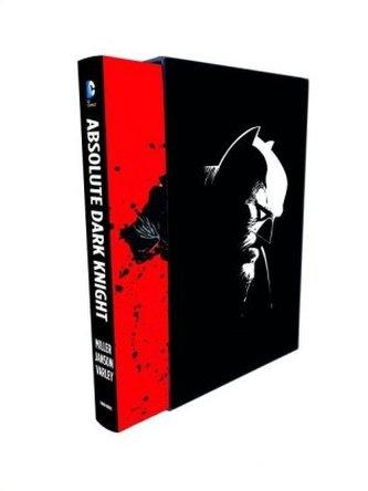 Batman: Dark Knight Absolute Edition - Frank Miller