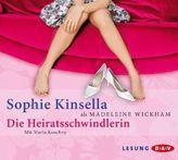 Die Heiratsschwindlerin, 4 Audio-CDs