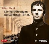 Die Verwirrungen des Zöglings Törleß, 2 Audio-CDs