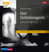 Der Geheimagent, 1 MP3-CD