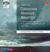 Casanova - Mesmer - Amerigo, 1 MP3-CD