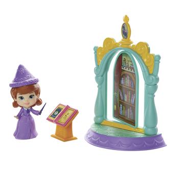 """Sofie První: 3\"""" mini hrací set"""