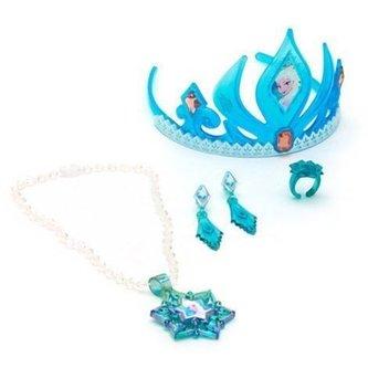 Frozen: Elsina korunka a šperky