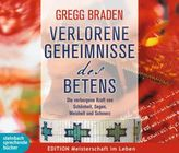 Verlorene Geheimnisse des Betens, Audio-CD