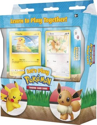 Pokémon TCG: Let\'s Play Pokémon TCG EN