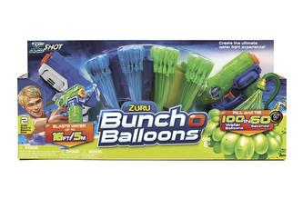 Zuru - vodní balónky s pistolemi