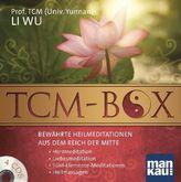 Bewährte Heilmeditationen aus dem Reich der Mitte, 4 Audio-CDs