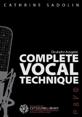 Complete Vocal Technique, Deutsche Ausgabe