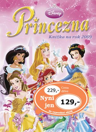 Princezna Knížka na rok 2009