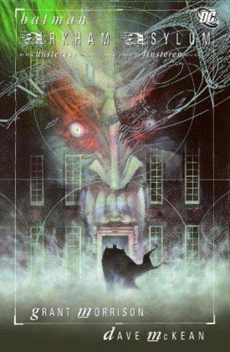 Batman, Arkham Asylum - Grant Morrison