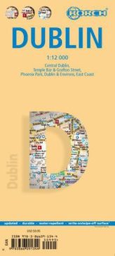 Borch Map Dublin