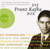 Die Franz Kafka Box, 5 Audio-CDs