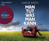 Man tut, was man kann, 4 Audio-CDs