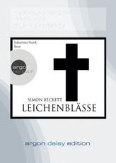 Leichenblässe, 1 MP3-CD (DAISY Edition)