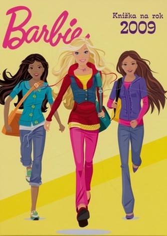 Barbie Knižka na rok 2009