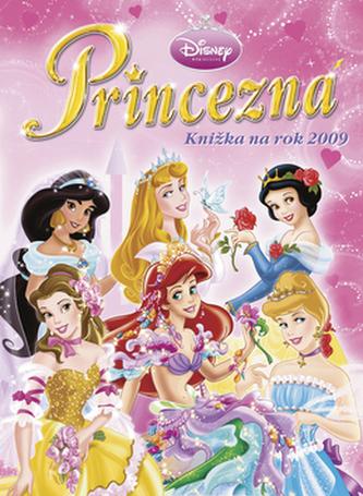 Princezná Knižka na rok 2009