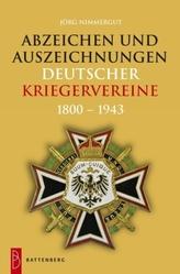 Abzeichen und Auszeichnungen deutscher Kriegervereine