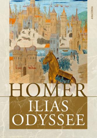 Ilias und Odyssee - Homér