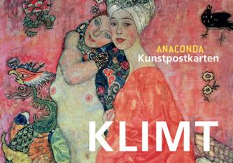 Klimt, Postkartenbuch - Klimt, Gustav